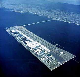 Аэропорт в Кансаи